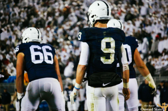 Penn State Football: Perfect Or Not, McSorley Drives The Engine